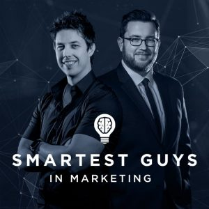 the smartest guys in marketing podcast image